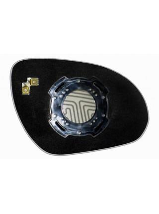 Элемент зеркала HYUNDAI Elantra IV 2008-н вр левый сферический с обогревом 39140808