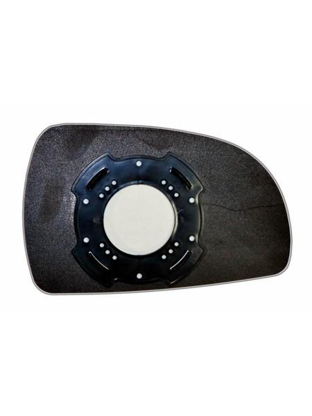 Элемент зеркала HYUNDAI Matrix 2001-н вр левый сферический без обогрева 39170203