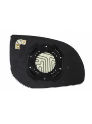 Элемент зеркала HYUNDAI i20 I 2008-н вр левый сферический с обогревом 39210808