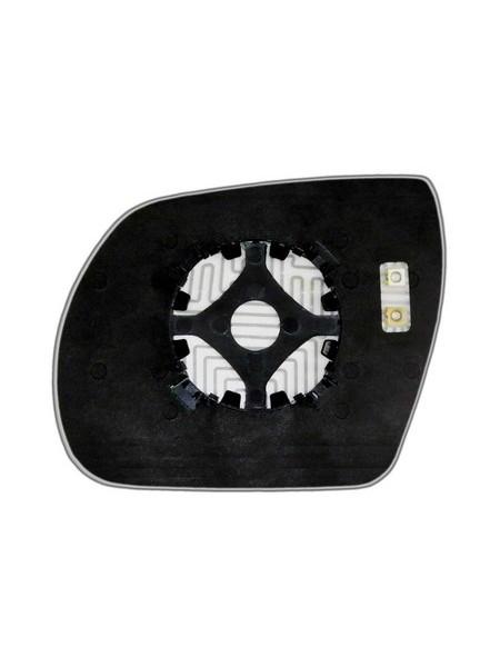 Элемент зеркала HYUNDAI Santa FE II 2006-н вр правый асферический с обогревом 39280600