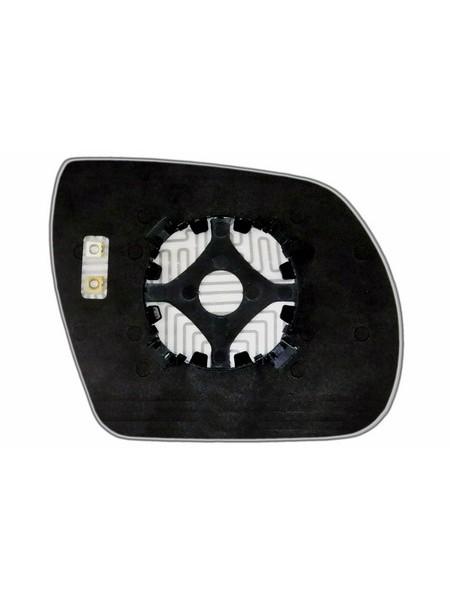 Элемент зеркала HYUNDAI Santa FE II 2006-н вр левый сферический с обогревом 39280608