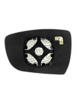 Элемент зеркала HYUNDAI Sonata VI YF 2010-н вр правый асферический с обогревом 39301100