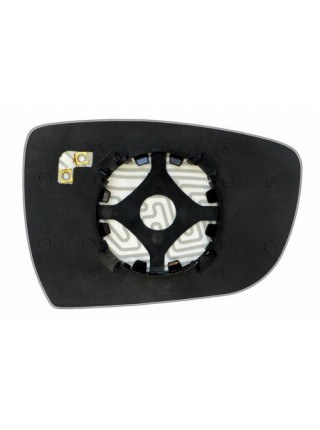 Элемент зеркала HYUNDAI Sonata VI YF 2010-н вр левый асферический с обогревом 39301106