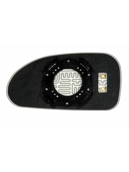 Элемент зеркала HYUNDAI Sonata IV 1998-н вр правый сферический с обогревом 39309909