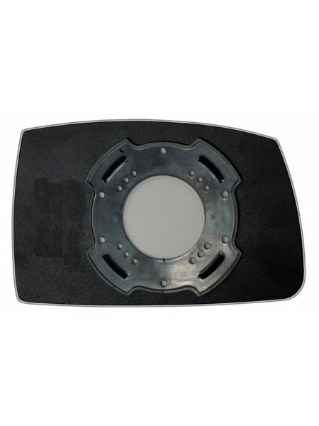 Элемент зеркала HYUNDAI Tiburon 2007-н вр левый асферический без обогрева 39430701