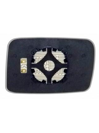 Элемент зеркала JEEP Commander 2005-н вр левый сферический с обогревом 48350508