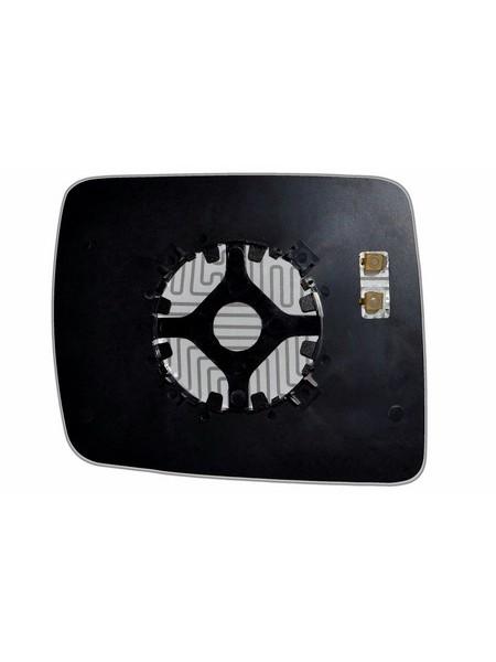 Элемент зеркала JEEP Commander 2009-н вр правый асферический с обогревом 48350900