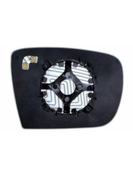Элемент зеркала MASERATI Quattroporte VI 2012-н вр левый сферический с обогревом 49441208