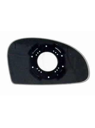 Элемент зеркала KIA Cerato I 2004-н вр левый сферический без обогрева 50120403