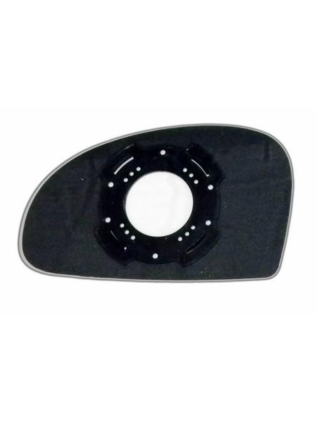 Элемент зеркала KIA Cerato I 2004-н вр правый сферический без обогрева 50120404