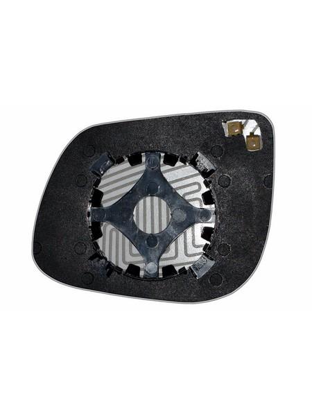 Элемент зеркала KIA Picanto II 2011-н вр правый асферический с обогревом 50151100