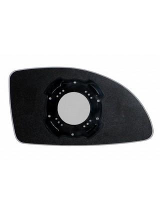 Элемент зеркала KIA Opirus 2003-н вр левый асферический без обогрева 50160301