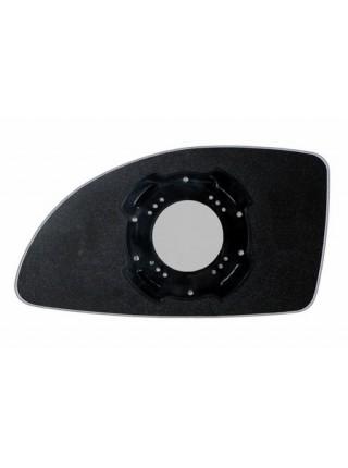 Элемент зеркала KIA Opirus 2003-н вр правый сферический без обогрева 50160304