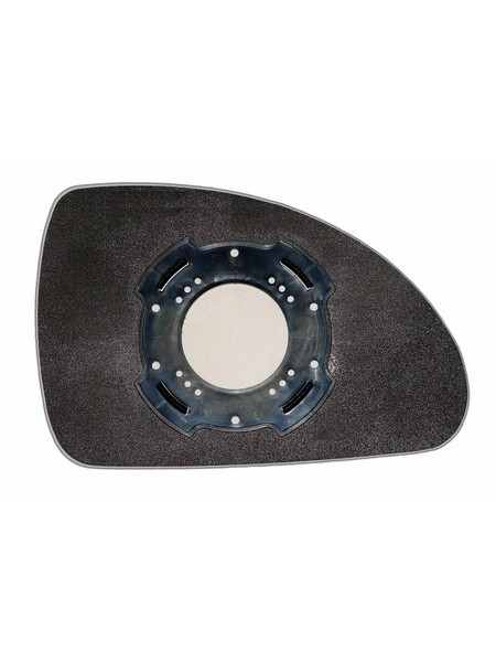 Элемент зеркала KIA Ceed I 2006-н вр левый сферический без обогрева 50180803
