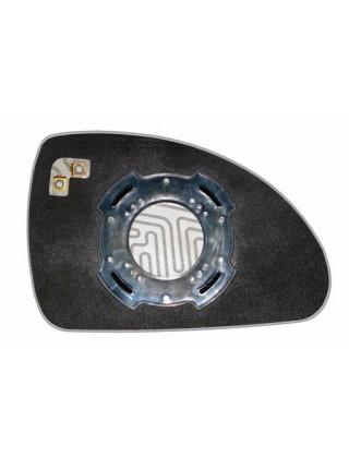 Элемент зеркала KIA Ceed I 2006-н вр левый сферический с обогревом 50180808