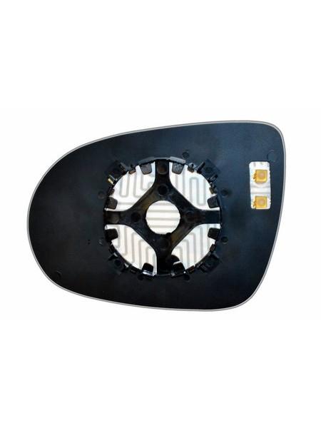 Элемент зеркала KIA Sorento III 2014-н вр правый асферический с обогревом 50211400