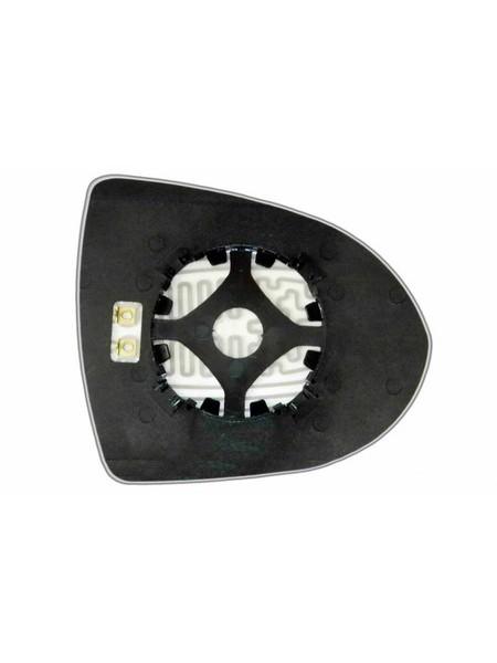 Элемент зеркала KIA Sportage III 2010-н вр левый асферический с обогревом 50301006