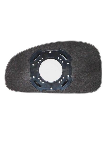 Элемент зеркала KIA Optima I 2000-н вр правый асферический без обогрева 50330005