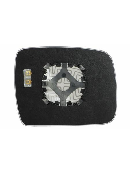 Элемент зеркала LAND ROVER Freelander II 2010-н вр левый сферический с обогревом 54251008