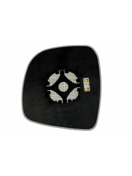 Элемент зеркала MERCEDES Vito W639 (03-10) правый асферический с обогревом 63330400