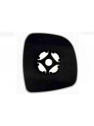 Элемент зеркала MERCEDES Vito W639 (03-10) левый асферический без обогрева 63330401