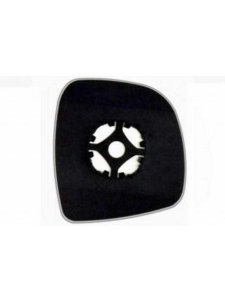 Элемент зеркала MERCEDES Vito W639 (03-10) левый сферический без обогрева 63330403