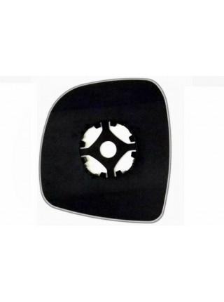 Элемент зеркала MERCEDES Vito W639 (03-10) правый сферический без обогрева 63330404