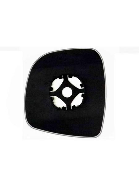 Элемент зеркала MERCEDES Vito W639 (03-10) правый асферический без обогрева 63330405
