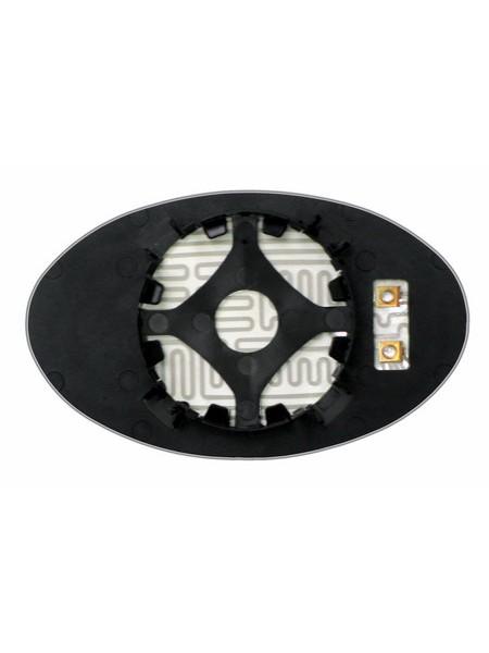 Элемент зеркала MINI Cooper I 2001-н вр правый сферический с обогревом 64330109