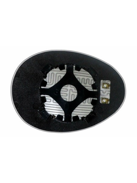 Элемент зеркала MINI Cooper II 2006-н вр левый асферический с обогревом 64330606