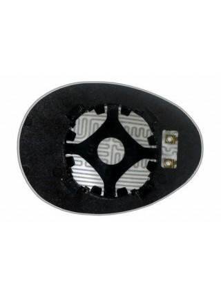 Элемент зеркала MINI Cooper II 2006-н вр левый сферический с обогревом 64330608