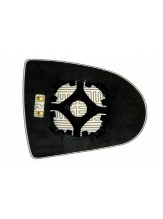 Элемент зеркала MITSUBISHI Colt VII 2004-н вр левый сферический с обогревом 68120408