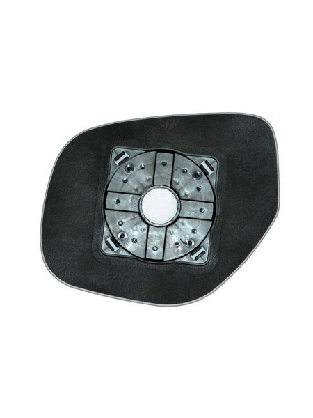 Элемент зеркала MITSUBISHI Outlander II XL 2009-н вр правый сферический без обогрева 68500904