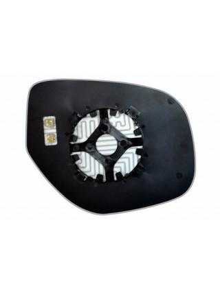Элемент зеркала MITSUBISHI Outlander III 2012-н вр левый сферический с обогревом 68501208