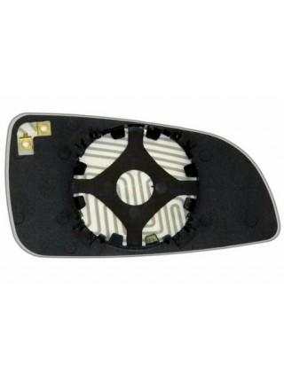 Элемент зеркала OPEL Astra H 2004-н вр левый асферический с обогревом 70110406