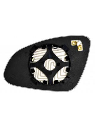 Элемент зеркала OPEL Astra J 2009-н вр правый асферический с обогревом 70110900
