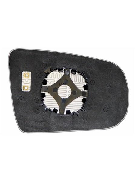 Элемент зеркала PONTIAC Aztec 2001-н вр левый асферический с обогревом 73009906