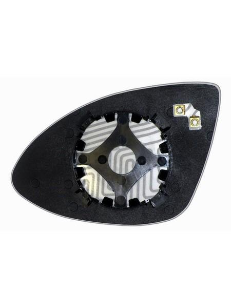 Элемент зеркала PORSCHE Cayenne 2011-н вр правый асферический с обогревом 75551100
