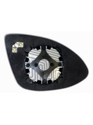 Элемент зеркала PORSCHE Cayenne 2011-н вр левый асферический с обогревом 75551106