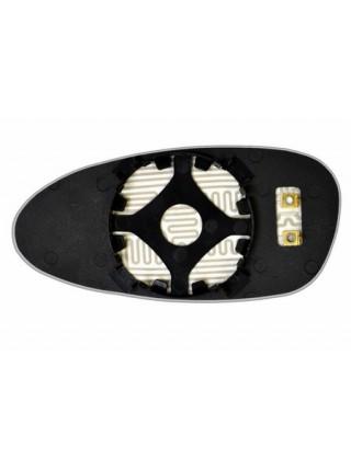 Элемент зеркала PORSCHE 911 2005-н вр правый асферический с обогревом 75910500