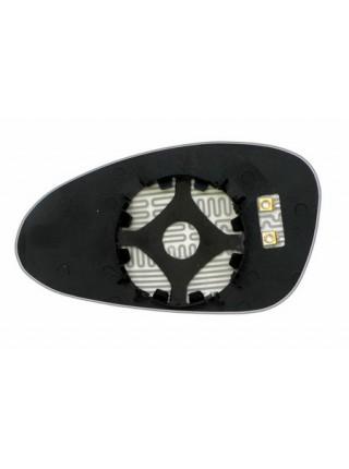 Элемент зеркала PORSCHE 911 2009-н вр правый асферический с обогревом 75910900