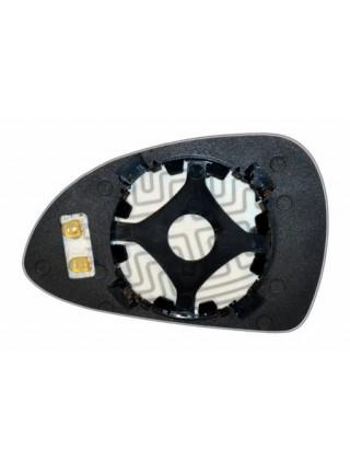 Элемент зеркала PORSCHE 911 2012-н вр правый асферический с обогревом 75911200