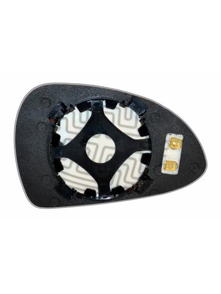 Элемент зеркала PORSCHE 911 2012-н вр левый асферический с обогревом 75911206