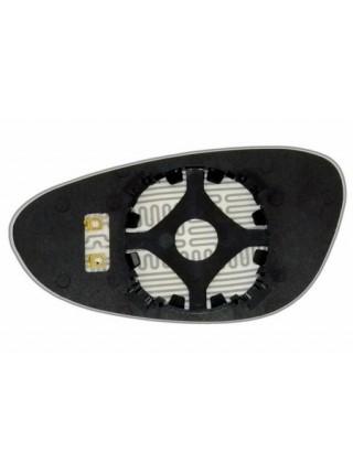 Элемент зеркала PORSCHE 911 1998-н вр правый асферический с обогревом 75919800
