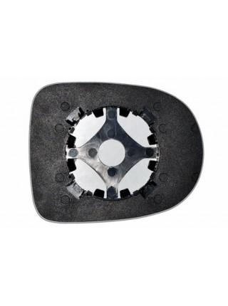 Элемент зеркала RENAULT Clio Grandtour III 2009-н вр левоправый сферический без обогрева 76100931