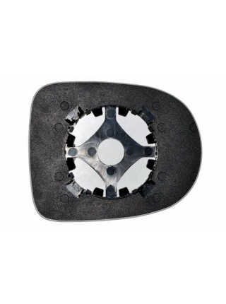 Элемент зеркала RENAULT Clio Grandtour III 2009-н вр левоправый асферический без обогрева 76100932