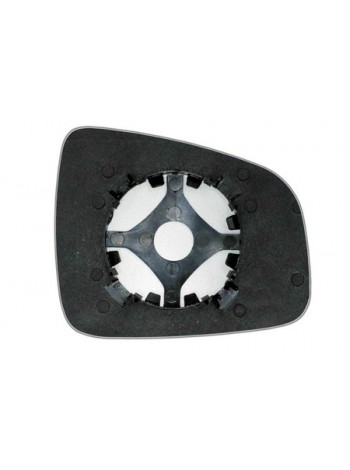 Элемент зеркала RENAULT Duster 2010-н вр левый асферический без обогрева 76141001