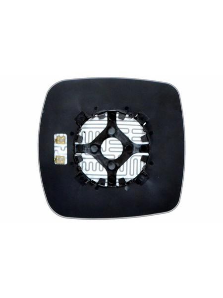 Элемент зеркала RENAULT Kangoo 2008-н вр левоправый сферический с обогревом 76200833