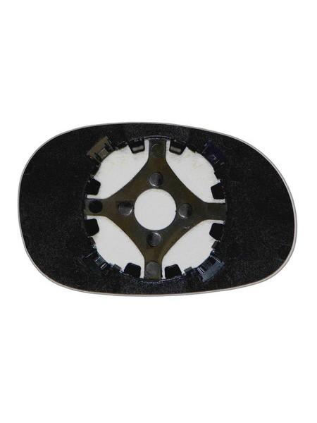 Элемент зеркала RENAULT Laguna I 1993-н вр левый асферический без обогрева 76259301
