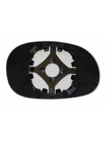 Элемент зеркала RENAULT Laguna I 1993-н вр левый сферический без обогрева 76259303